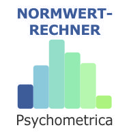 Norm Value Calculator, Psychometrica.de